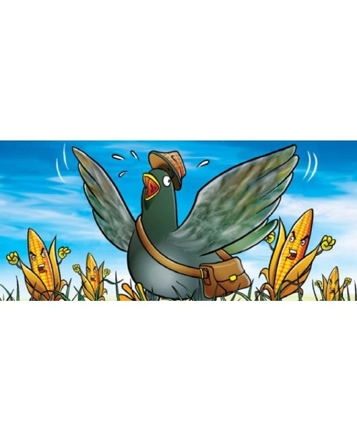 SCARY BIRD SEED - TRACCIANTE PER SEMENTI E DISSUASORE PER UCCELLI - 100gr.