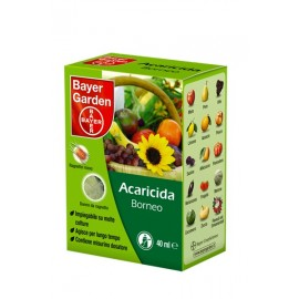 Bayer BORNEO ACARICIDA RAGNO ROSSO - 5 ml.