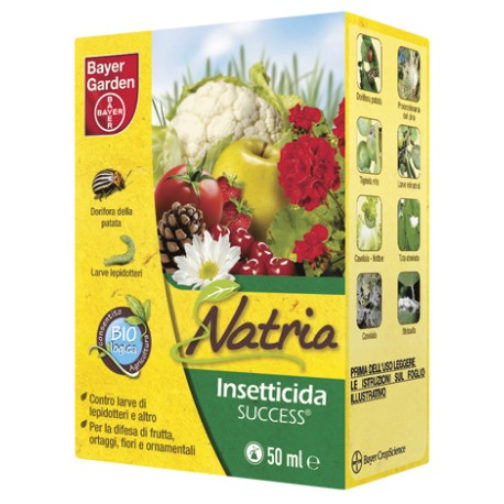 Bayer SUCCESS insetticida biologico - ml.50