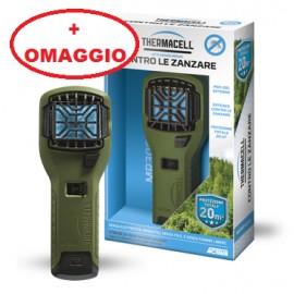 Acti Zanza Break PORTATILE + OMAGGIO ricariche per 24 ore