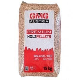 Pellet GMG - Abete, Austriaco, qualità A1